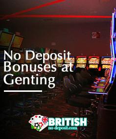 britishnodeposit.com No Deposit Bonuses at Genting