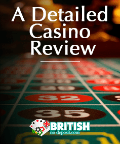 britishnodeposit.com A Detailed Casino Review